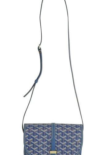 GOYARD shoulder bag Belvedère  Goyardine bag in the very rare and popular colour…