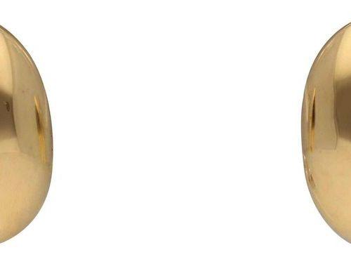 Emerald jewelry set  Breathtaking jewellery set consisting of brooch, earclips, …