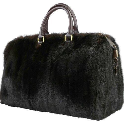 LOUIS VUITTON Speedy 38 Custom Made  Custom Made Canvas Handbag, which is decora…