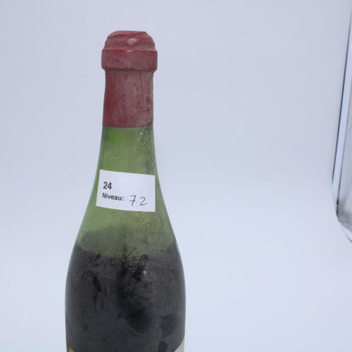 René Engel酒庄,Vosne Romanée 1962年,水平7.2厘米,标签有污渍