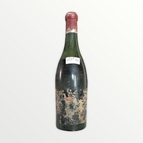 René Engel酒庄,Echézeaux大概是1962年,水平6.5厘米,标签上有污点和部分污点