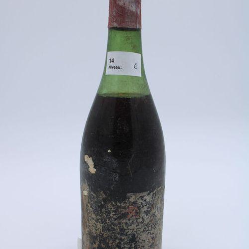René Engel酒庄,Echezeaux大概是1962年,水平6厘米,部分标签。