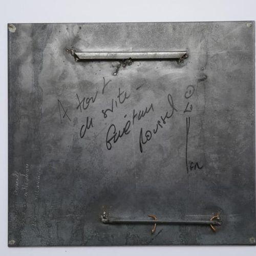 Gaetan Roussel Gaëtan Roussel offre un lot comprenant : le disque d'or de l'albu…