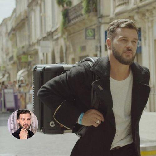 Claudio CAPÉO Claudio Capéo offre sa veste fétiche, qu'il portait sur les tourna…