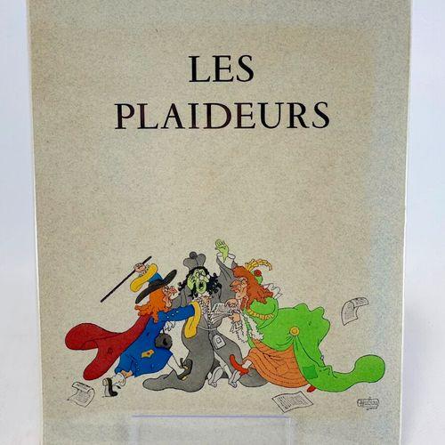 DUBOUT. RACINE. Les Plaideurs. RACINE. Les Plaideurs. Illustrations de Dubout.  …
