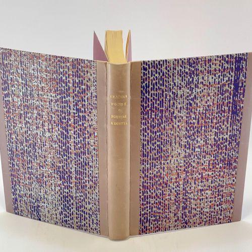 PONGE. Nouveau recueil. PONGE Francis. Nouveau recueil.  Paris, NRF, Gallimard, …