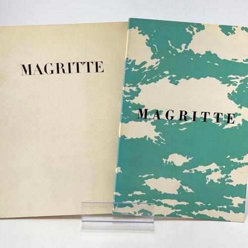 MAGRITTE. BRETON. BRETON André. Magritte Le Sens propre.  Paris Genève New York,…