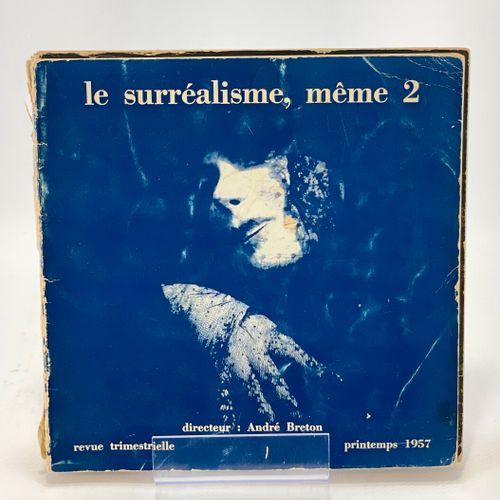 BRETON. Le Surréalisme, même. N° 1 à 4. BRETON André [dir.]. Le Surréalisme, mêm…