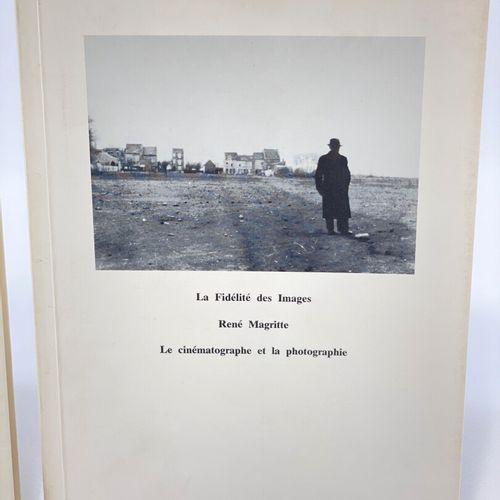 MAGRITTE. SCUTENAIRE. La Fidélité des images. SCUTENAIRE Louis. René Magritte. L…