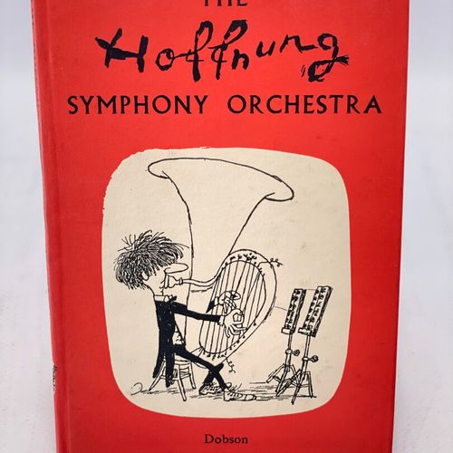 HOFFNUNG. Quatre ouvrages. HOFFNUNG Gerard. The Hoffnung Companion to Music in a…