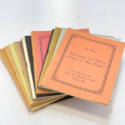 DAILY BUL. Poquettes volantes. 18 volumes. Collection Les Poquettes volantes. En…