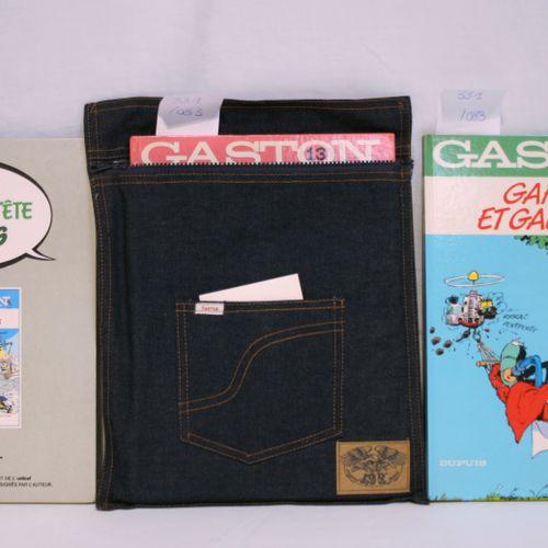 FRANQUIN FRANQUIN    GASTON LAGAFFE N°0 & 14 GAFFES AND GADGETS THE GAFFES SAGA.…