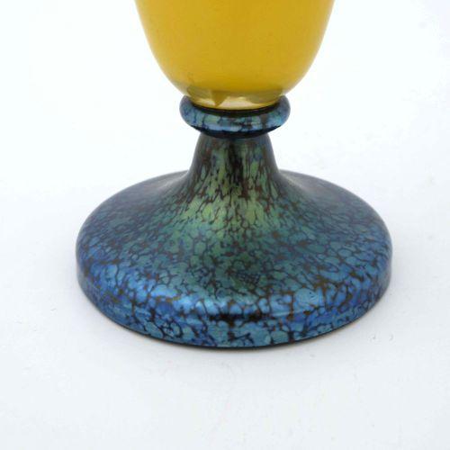 Michael Powolny pour Loetz, un vase en verre irisé de style Sécession, Ausfuehru…