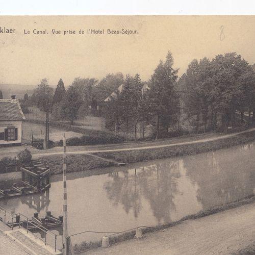 PROVINCES D'ANVERS & LIMBOURG. Environ 30 cartes postales.