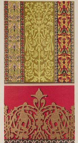 Ginés CODINA Y SERT Composiciones decorativas : album de arte suntuario contenie…