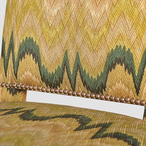 一对椅子  巴洛克风格  南德,18世纪中期  高107厘米,宽48厘米,深49厘米