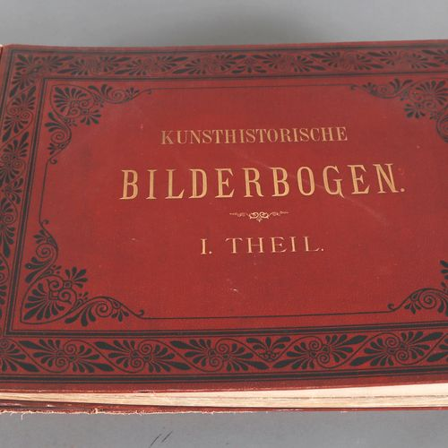 Seemann Verlag (Hrsg.), Kunsthistorische Bilderbogen, , Für den Gebrauch bei aka…