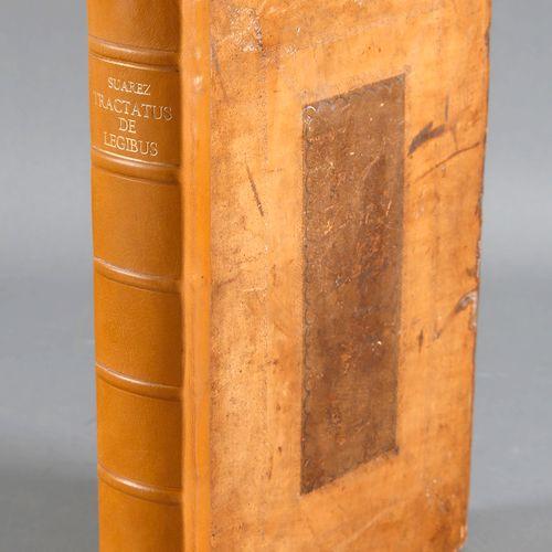 Francisco Suárez, Tractatus de Legibus ac Deo legislatore, ,Lateinische Ausgabe …