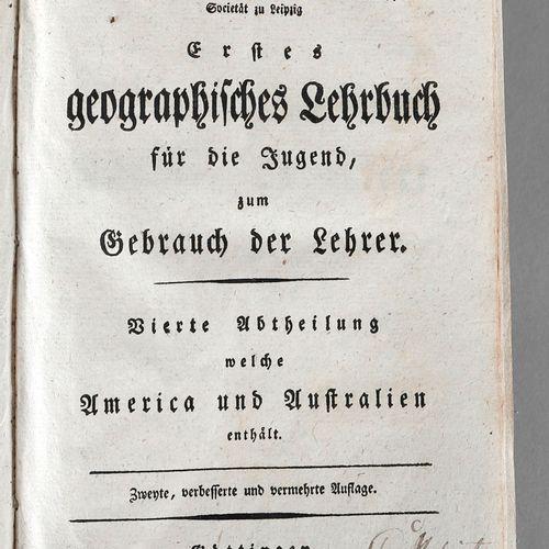 Georg Chr. Raff und Christian C. Andre, Geographie für Kinder, 3. Teil, ,welcher…