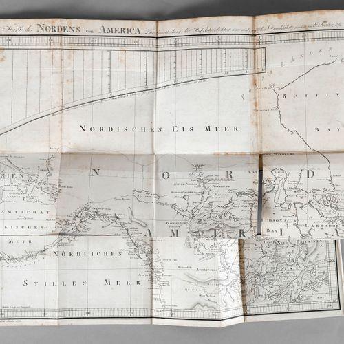 Georg Forster, Geschichte der Reisen, die seit Cook an der Nordwest und Nordost …