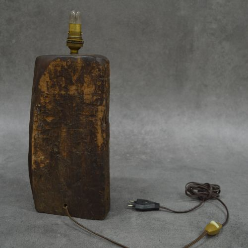 Alexandre NOLL (ANOLL) Alexandre NOLL (1890 1970), attribuée à. Très belle lampe…