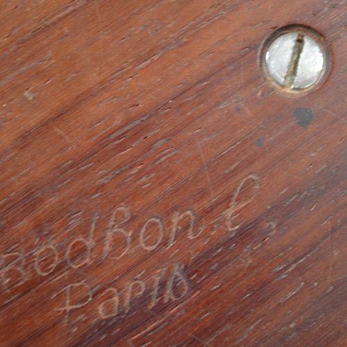 Louis PRODHON Attribué à Louis PRODHON . Année 1920 . Très beau porte courrier P…