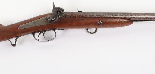 "Scarce .733"" Double Barrel Indian Cavalry Troopers CarbineScarce .733"" Double Ba…"
