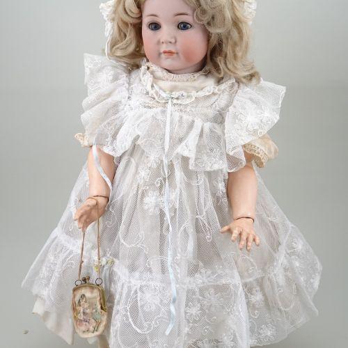 Kammer & Reinhardt 117 'Mein Leibling' bisque head character doll, German circa …