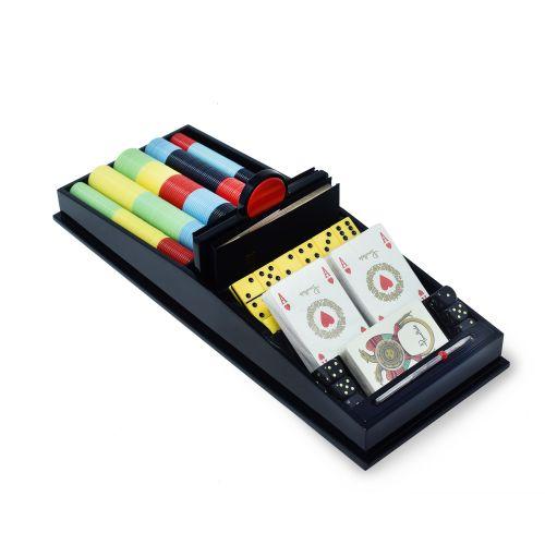 Pomellato [33]  Scatola da gioco Pomellato Pomellato Game Set with three decks o…