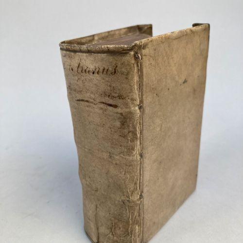 AELIANUS, Claudius.  De animalium natura libri XVII   Petro Gillio Gallo Conrado…