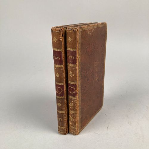 PARNY, Evariste.  Oeuvres diverses d'Evariste Parny  Paris, Debray, an XI (1802)…