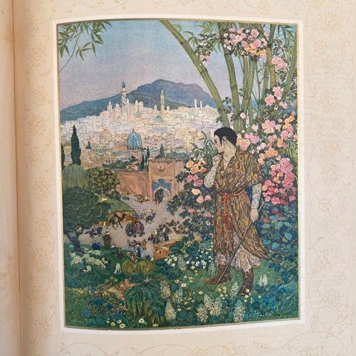 MARDRUS, J.C. CARRE, Léon RACIM MOHAMMED.  Le livre des mille nuits et une nuit.…