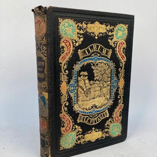 JOUHANNEAU, Paul.  Album des voyages anciens et modernes. Edition illustrée de p…