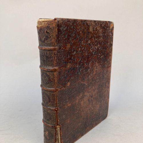 CANEPARI, Pietro Maria.   De Atramentis cujuscumque Generis | Opus sane novum, h…