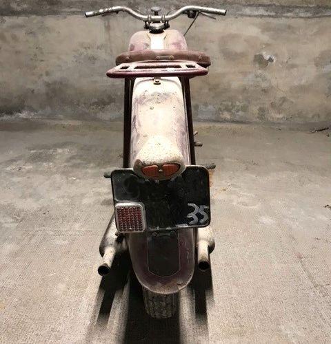 Moto RAVAT & WONDER 125cc de 1950 Première mise en circulation: 04/07/1950 Genr…