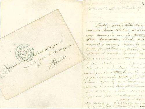 * Léonie d'Aunet, Mme BIARD (1820 1879) femme de lettres, maîtresse de Victor Hu…