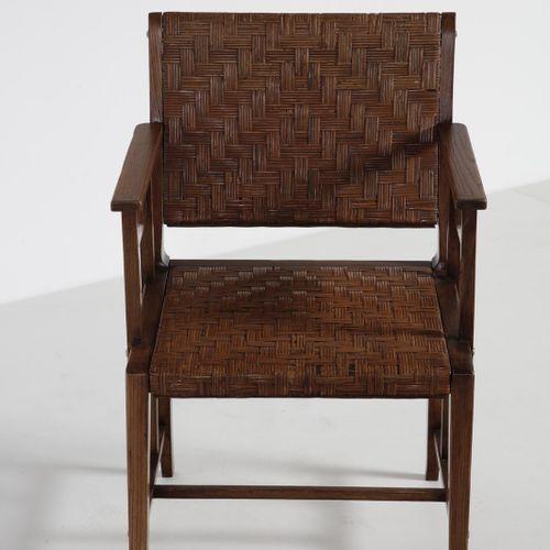 SCHMIDT WILHELM (1845 1939) Fauteuil n. 507 fabriqué par Prag Rudniker, Vienne. …