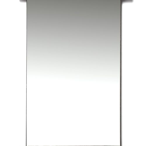 Santambrogio De Berti Miroir. 1964. Miroir et bronze. Cm 51.00 x 103.00. Etiquet…