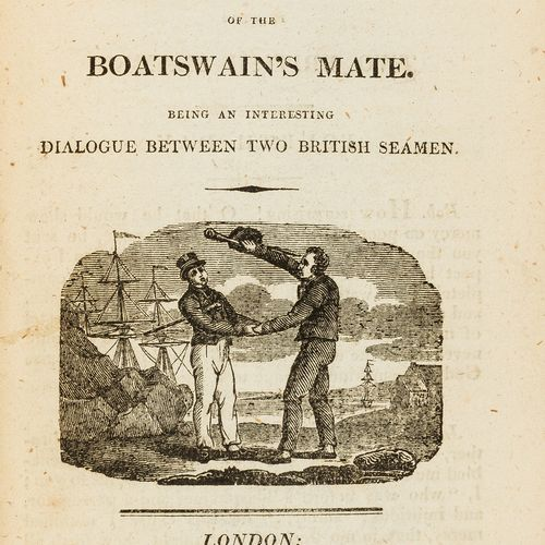 George Charles Smith Maritime & Storms [Smith (Rev. George Charles)] The boatswa…