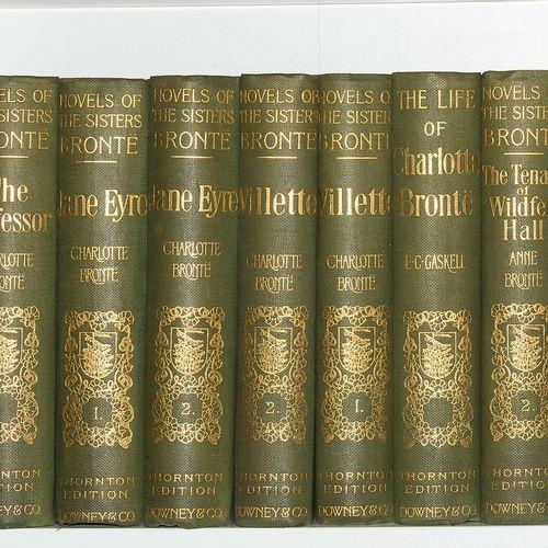 Charlotte, Emily and Anne Brontë NO RESER VE Brontë (Charlotte, Emily and Anne) …