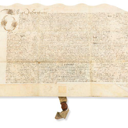 Worcestershire, Feckenham. Edward Leighton向Thomas Coventry, first Baron Coventry…