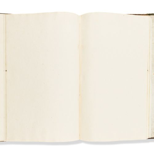Papier vierge Volume de 74 feuilles de papier vierge, chaque feuille 375 x 222 m…