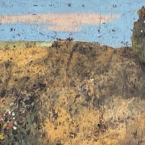 Giuseppe Banchieri BANCHIERI GIUSEPPE  Milano (Mi) 1927    Paesaggio      Olio s…