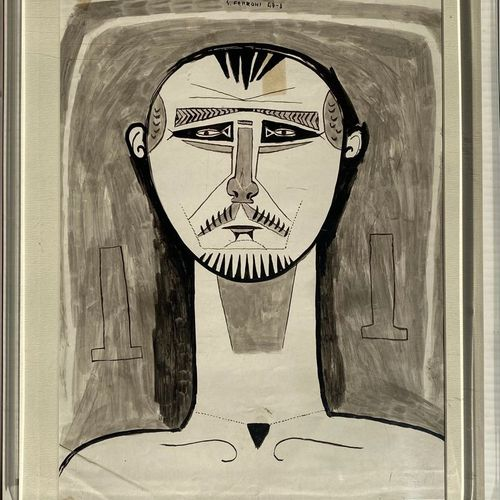 Gianfranco Ferroni FERRONI GIANFRANCO  Livorno (LI) 1927    Figura  1943    Mist…