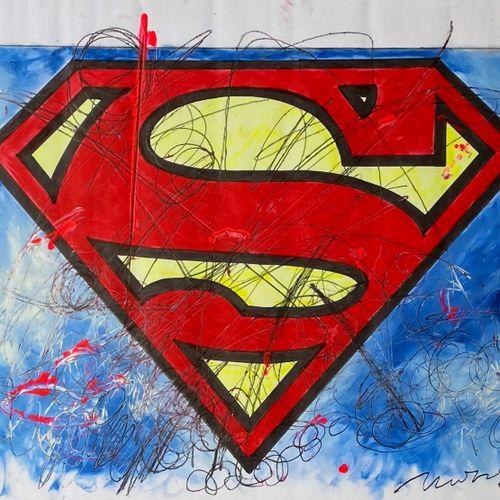 ENRICO MANERA MANERA ENRICO  Asmara (Eritrea) 1947    Superman  2015    Mista su…