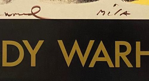 ANDY WARHOL WARHOL ANDY  Pittsburg (Stati Uniti) 1928    Il cenacolo  1987    Po…