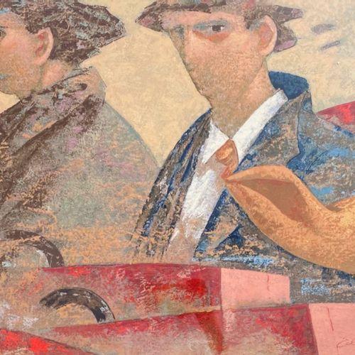 GIAMPIERO TALANI TALANI GIAMPIERO  Pisa (Pi) 1955    Senza titolo      Serigrafi…