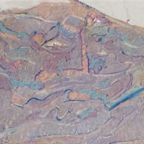 ATTILIO FORGIOLI FORGIOLI ATTILIO  Salò (Brescia) 1933    Senza titolo      Mist…