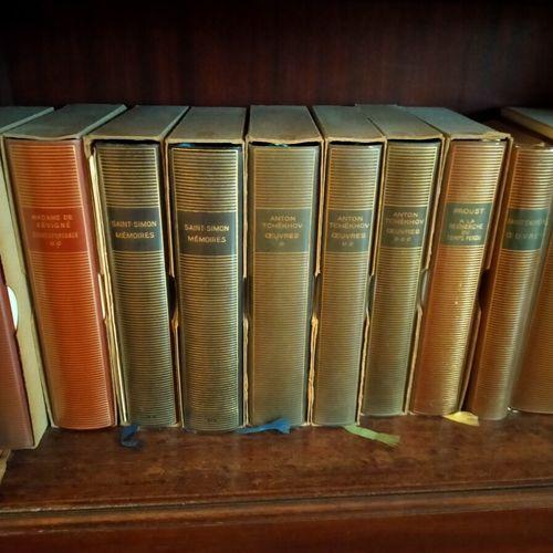 10 volumes de la Pléiade