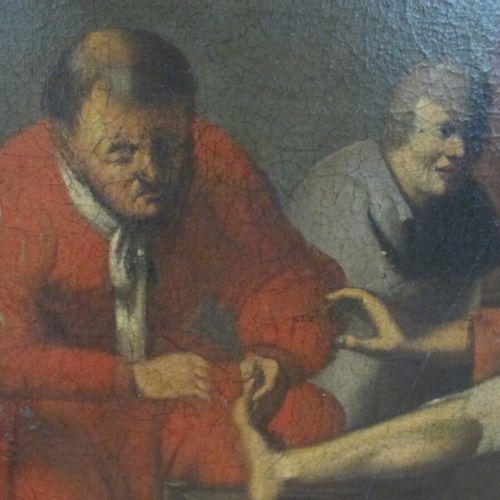Attribué à de BLOOT Pieter (1601 1658)  La saignée  Toile  Haut. : 66 cm ; Larg.…